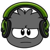 Dubstep Puffle by Club Penguin