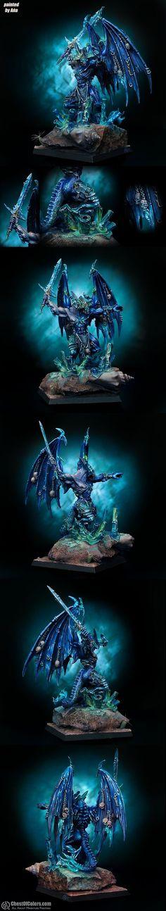 Ana's works: Warhammer Fantasy