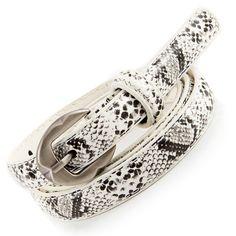 New Luxury Women Snake Skin Waist Belt All-match Lady Leather Belts Silver Buckle Straps Female Waistband Belts For Women