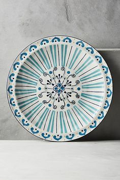 Agean Dinner Plate - pottery #anthropology