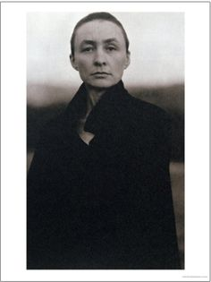Georgia O'Keeffe - an inspiration (I'm reading her biography right now - good stuff!)