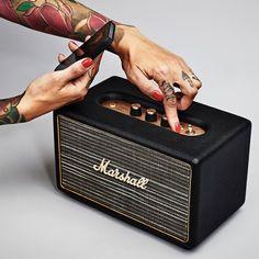 Marshall Acton Wireless Speaker
