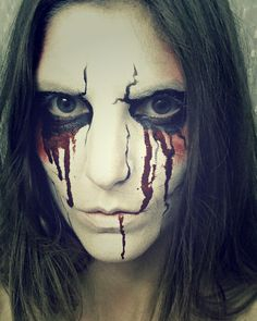Un maquillaje de muerte para este Halloween