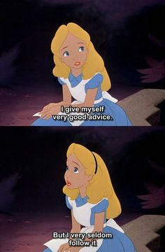 Alice in the Wonderland #Disney