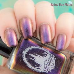 Enchanted Polish: Yesterday