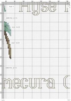 Geri Dönüşüm Projeleri Cross Stitch Flowers, Cross Stitch Patterns, Baby Knitting Patterns, Needlework, Floral, Africa, Projects, Cross Stitch Rose, Cross Stitch Embroidery