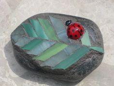 Mosaic rocks.