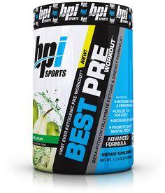 Best Pre Workout | Pre Workout Supplements | BPI Sports Nutrition Supplements