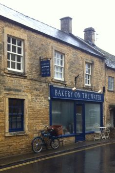 English Bakery in the Cotswolds