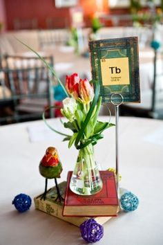 23 Clever Ways To Number Your Tables | Weddingbells