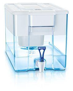 Brita Optimax Cool XXL Carafe filtrante Blanc 8,5 L: Une eau au goût agréable et de qualité grâce à la technologie de filtration MAXTRA qui…