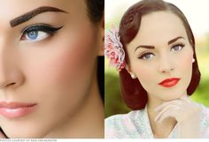 Beautylish member Idda van Munster gives us a lesson or two on the lifestyle of a classic beauty.