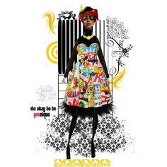 Designer Clothes, Shoes & Bags for Women Younique, Collage Art, Art Dolls, Disney Princess, Disney Characters, Polyvore, Collection, Design, Women