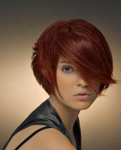 30 Short Hair Color Styles | 2013 Short Haircut for Women by kenya