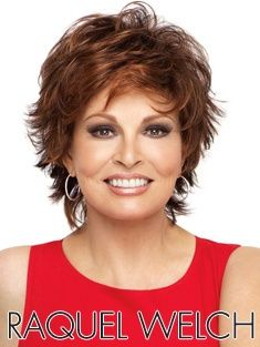 Layered Hairstyles Women Over 50 | SHORT HAIRSTYLES / WOMEN OVER 50