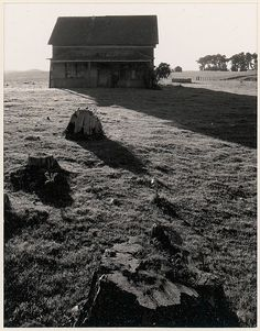 Ansel Adams – Mendocino, California, 1960