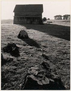 Ansel Adams – Mendocino, California, 1960