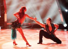 """Are you a ballroom newbie? Don't let it show at your next audition.   Tapper Valerie Rockey sambas with All-Star Ryan Di Lello on """"SYTYCD"""" Season 11 (Photo by Adam Rose/FOX)"""