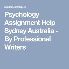 it assignment help sydney About our australian assignment help & assignment writing service : we, assignment help folks have all assignment writing help solutions for australian university and college students who face problems in writing good quality assignments or are facing problems to complete them on time.
