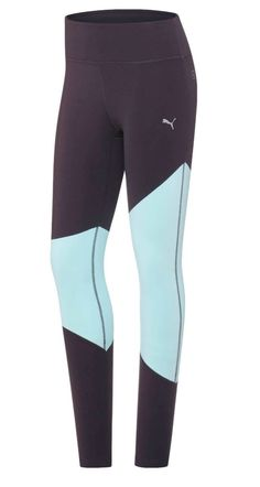 We love the color blocking in these PUMA® leggings.