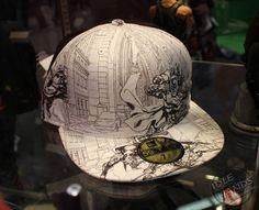 new concept bb5b2 69c7e Bane New Era Hat   WonderCon 2012 Cosplay Hotties Dope Hats, New