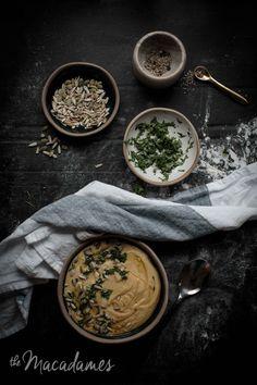 Moroccan Pumpkin Soup | The Macadames