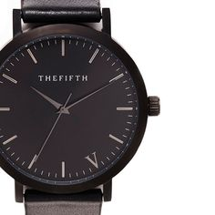 The Fifth Watches Melbourne // New York Designed Genuine Italian Calf Leather Band Japanese Quartz Movement 316L Stainless Steel Bezel, Case & Screw Caseback Hardened Mineral Crystal Lens 43.00mm Case Width 7.8mm Depth Case Water Resistant 5ATM / 50M Strap Length 116mm/70mm Leather Width 20mm