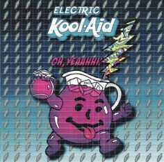 Electric Kool-Aid Blotter Art (Now Available in Grape!)    http://shakedowngallery.com/
