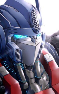 [IDW]The Optimus Prime by Mr-SO.deviantart.com on @DeviantArt