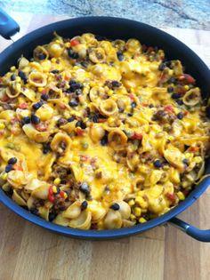 Tex-Mex Orecchiette Pasta | Tasty Kitchen: A Happy Recipe Community!