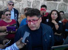 Vecinos y comerciantes del Centro Histórico piden retiro de campamento abandonado de la Sección 22 del SNTE