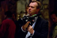 Christopher Nolan; film maker