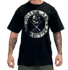 Sullen Clothing BOH Blaq Tee - 5XL only