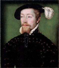 """James V - James Stewart, King of Scotland - 1512-1542. Son of King James IV of Scotland and Margaret Tudor, daughter of Henry VII of England. Father of Mary Queen of Scots. He died after the defeat of his army at the Battle of Solway Moss. Before he died, he said, """"it came wi a lass, it'll gang wi a lass"""" (meaning """"It began with a girl and it will end with a girl""""). This was a reference to the Stewart dynasty's accession to the throne through Marjorie Bruce, daughter of Robert the Bruce ."""
