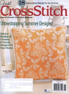 JUST CROSSSTITCH MAY/JUN 2015