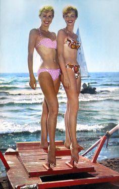 Kessler twins nude free