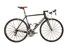 #Colnago Pro Team #Bike #VR-1 found on The Racery's Blog that helps you buy a pro team bike used without the headaches and hassles of buying a used road bike.