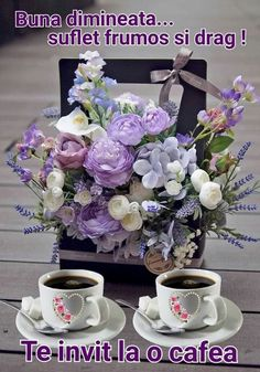 Good Morning, Floral Wreath, Invitations, Tea, Awesome, Diana, Flowers, Flower Arrangements, Happy