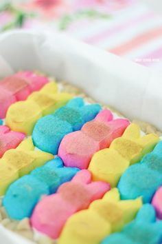 Layered Peeps Cookie