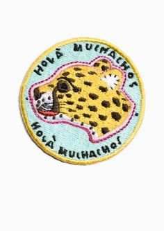 & Other Stories Leopard Patch  in Leopard