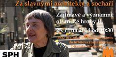 Procházka za zajímavými a významnými olšanskými hroby II. – 25. 10. 2014