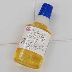 ツヤツヤ・スルスルの黒髪ケアに「髪のNMF原料混合液」トリートメントの素・32ml