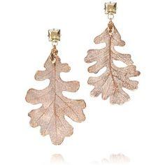 oak leaf chandelier - Google Search