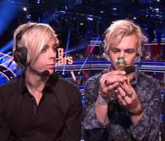 R5 - Riker and Ross - Dancing With the Stars(interview) Ross may be on dancing with the stars next year