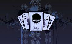 Free Artwork Joker Playing Card HD Wallpapers