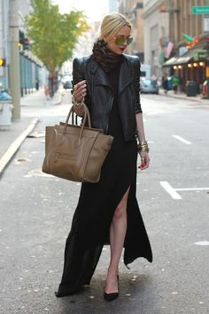 GET INSPIRED: Μακριά φούστα τον Χειμώνα! Πως να τη φορέσετε