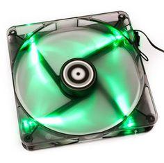 BitFenix Spectre 120mm Green LED Case Fan