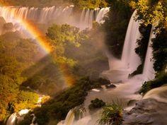 Contém Cafeína: Cataratas do Iguaçu