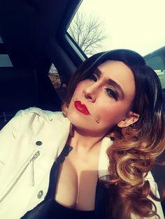 Moreno model Jenelle soma