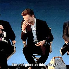 (2/2) Tom Hiddleston and Math.